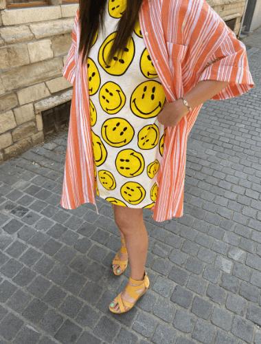 gele sandalen graceland