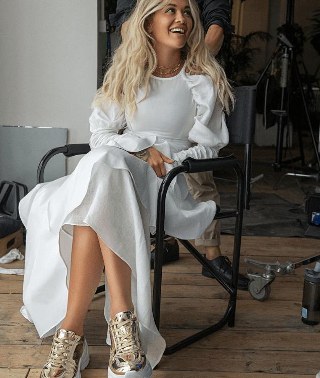 RADIATE: Rita Ora voor vanHaren Shoelove bij vanHaren schoenen