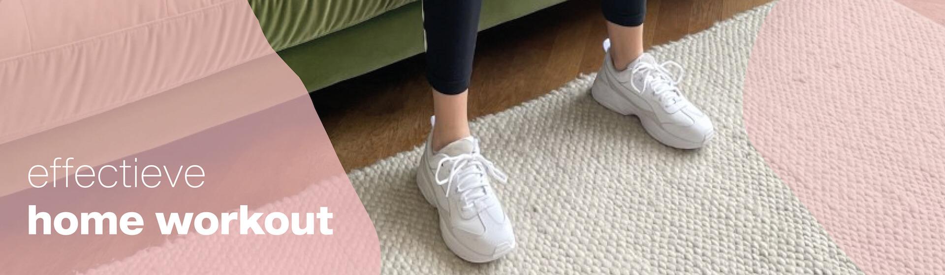 effectieve home workout