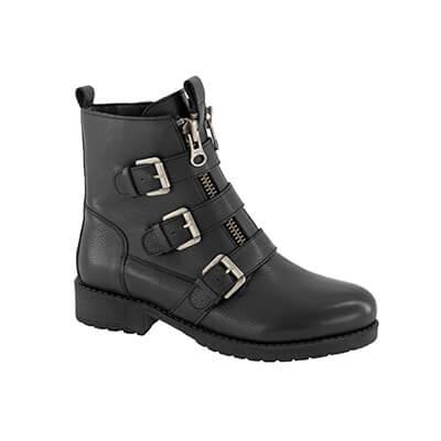 zwarte boots 5th avenue