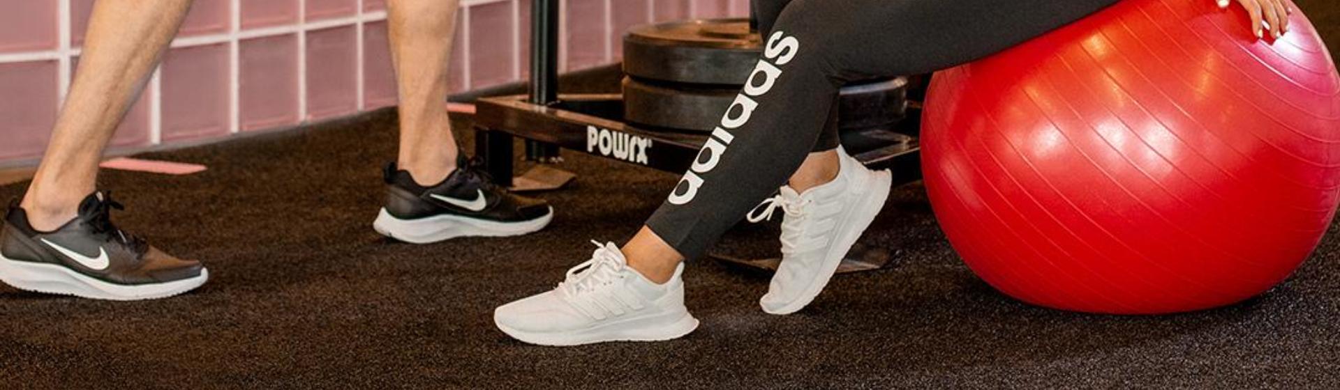 sneakers om te sporten