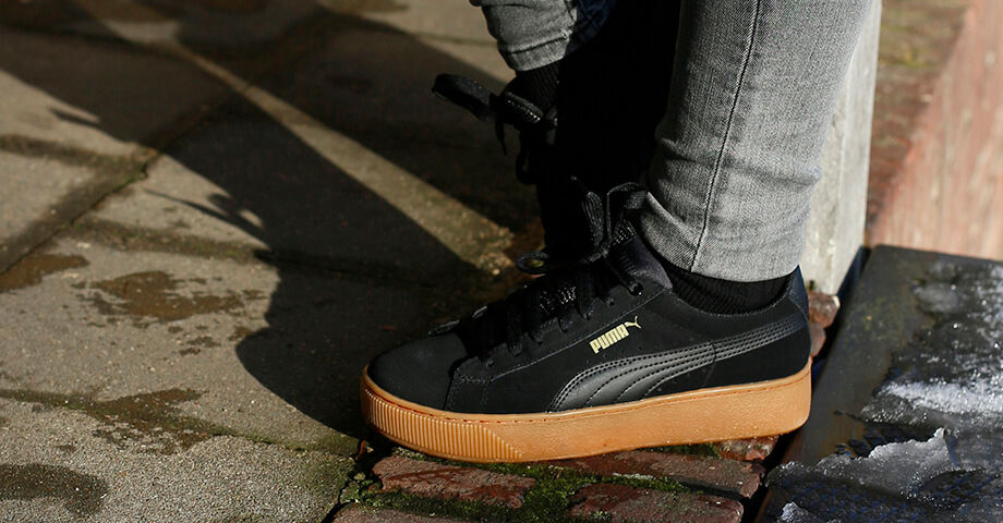liggend beeld puma - Shoelove bij vanHaren schoenen
